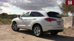 2013 Acura RDX 0-60 MPH Test Review