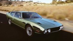 1970 Lamborghini Espada Series II Video