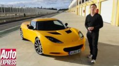 Lotus Evora S Sports Car Review