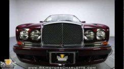 2002 Bentley Azure Convertible Quick Look