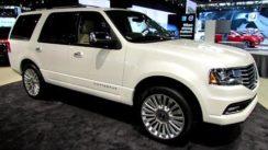 2015 Lincoln Navigator Exterior and Interior Walkaround