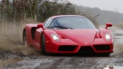 Ferrari Enzo Drifting