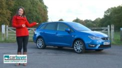 SEAT Ibiza ST Estate Car Review