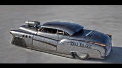 Jeff Brock Bonneville Buick on Salt Flats