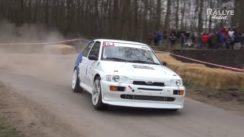 Peugeot 206 S1600 Rally Racing