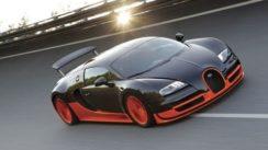 2011 Bugatti Veyron Super Sport