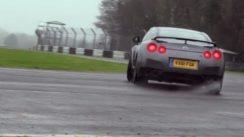2012 BMW M5 vs Nissan GT-R Driven & Drifted