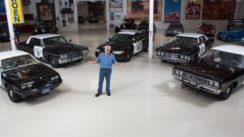 Classic California Highway Patrol Cars