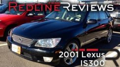 2001 Lexus IS300 Review & Test Drive