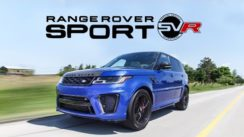 Range Rover Sport SVR Super SUV Review