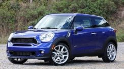 2013 MINI Cooper Paceman S ALL4 Car Review Video