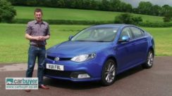 MG 6 Hatchback Car Review Video