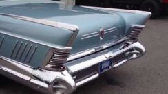 1958 Buick Limited Convertible Tour