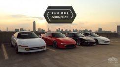 The Rare Toyota MR2
