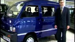 Daihatsu Hijet Van Review