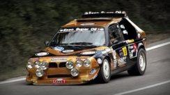 Modern & Historic Rally Cars Racing