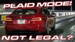Tesla Model S Plaid 0-60, 1/4 Mile & Order Process