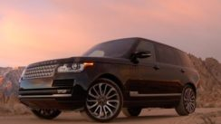 The Range Rover Autobiography Long Wheelbase is Magnificent
