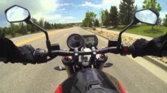 Brammo Empulse R from a Riders Perspective
