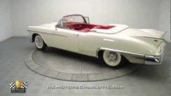 Stunning 1958 Cadillac Eldorado Biarritz