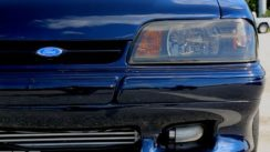 Awesome 1988 Ford Mustang Saleen with 80mm Turbo!