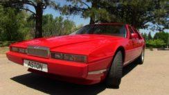 The 1984 Aston Martin Lagonda Rides Again!