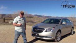 2014 Buick LaCrosse 0-60 MPH Drive & Review