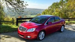 2013 Buick Verano Turbo Test Drive Review