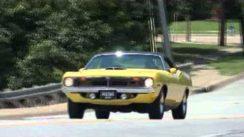 1970 Plymouth HEMI Cuda  American Muscle Car Legend