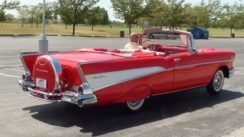 Test Driving 1957 Chevrolet Bel Air Convertible