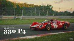 Ferrari 330 P4 Driven