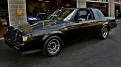1987 Buick Grand National 3.8 Turbo V6 Muscle Car