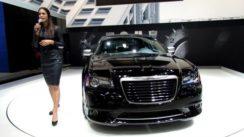 2014 Chrysler 300C John Varvatos Edition at New York Auto Show