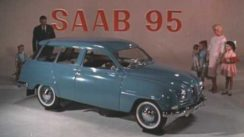 Saab 95 TV Ad from 1961