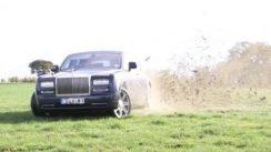 Rolls Royce Phantom Drifting