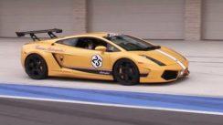 Amazing Lamborghini Engine Sounds