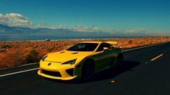 Supercar Race to the Mexican Border