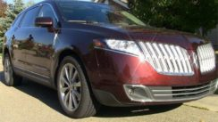 2010 Lincoln MKT Review
