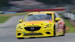 2014 Mazda6 Race Car at Brickyard Grand Prix