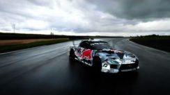 Souped Up Mazda RX-7 Drifting Car