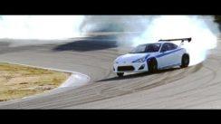 Scion FR-S Testing at Laguna Seca