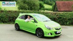Vauxhall Corsa VXR Hatchback Car Review