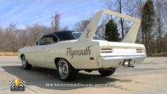1970 Plymouth Road Runner Superbird Video