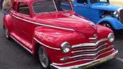 1947 Plymouth V10 Viper Street Rod