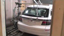 Durability Testing Saab 9-5 SportCombi