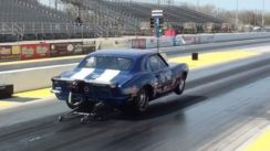 Awesome Drag Racing and Burnouts