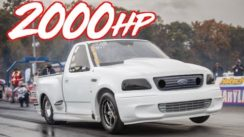 2,000 Horsepower Ford Lightning Pickup!