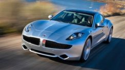 Fisker Karma Plug-in Hybrid First Drive Review