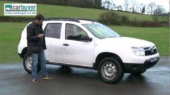 2013 Dacia Duster SUV Review