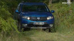 2013 Dacia Sandero Stepway Video